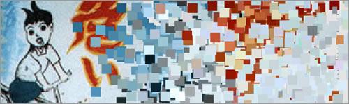 画像をBitmapにpixel分解する